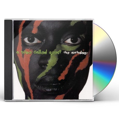 A Tribe Called Quest  ANTHOLOGY CD