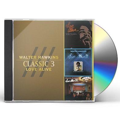 Walter Hawkins CLASSIC 3 CD