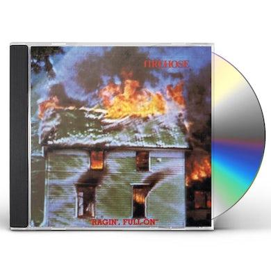 Firehose RAGIN' FULL ON CD