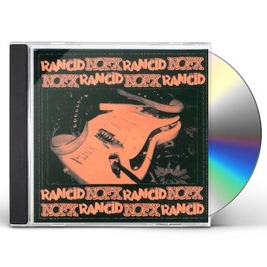 Nofx SPLIT SERIES 3 CD