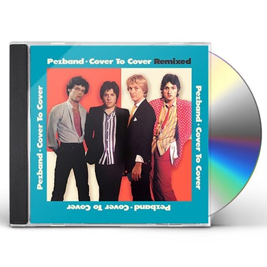 Pezband COVER TO COVER REMIX CD