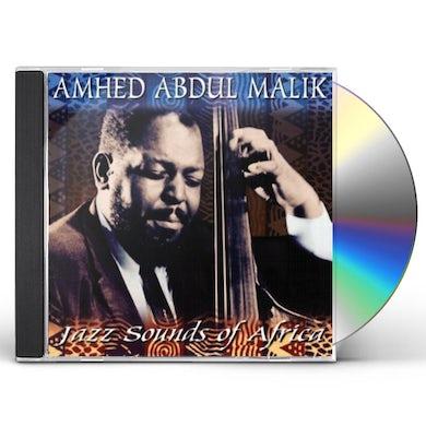 Ahmed Abdul-Malik JAZZ SOUNDS OF AFRICA CD