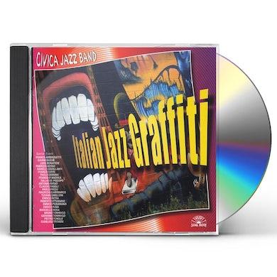 Civica Jazz Band ITALIAN JAZZ GRAFFITI CD