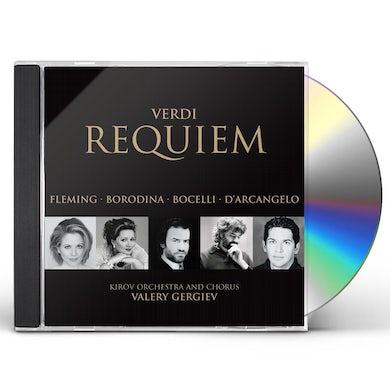 Valery Gergiev Requiem (2 CD) CD