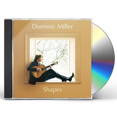 Dominic Miller SHAPES CD