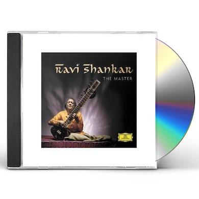 Ravi Shankar MASTER CD