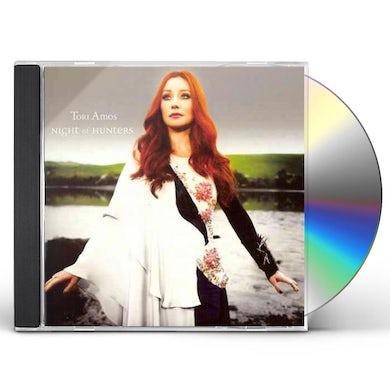 Tori Amos NIGHT OF HUNTERS CD