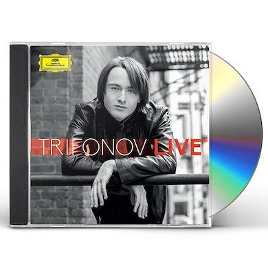 Daniil Trifonov TRIFONOV LIVE CD