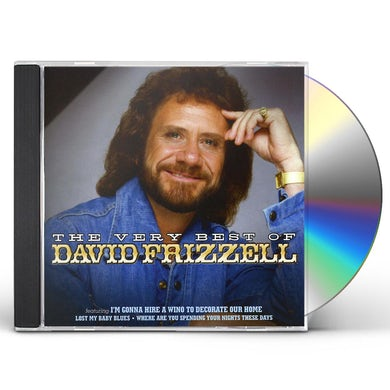 VERY BEST OF DAVID FRIZZELL CD