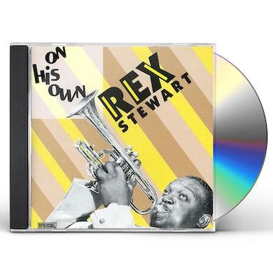 Rex Stewart ON HIS OWN (1944 TO 1947) CD