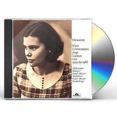 Udo Lindenberg HERMINE CD