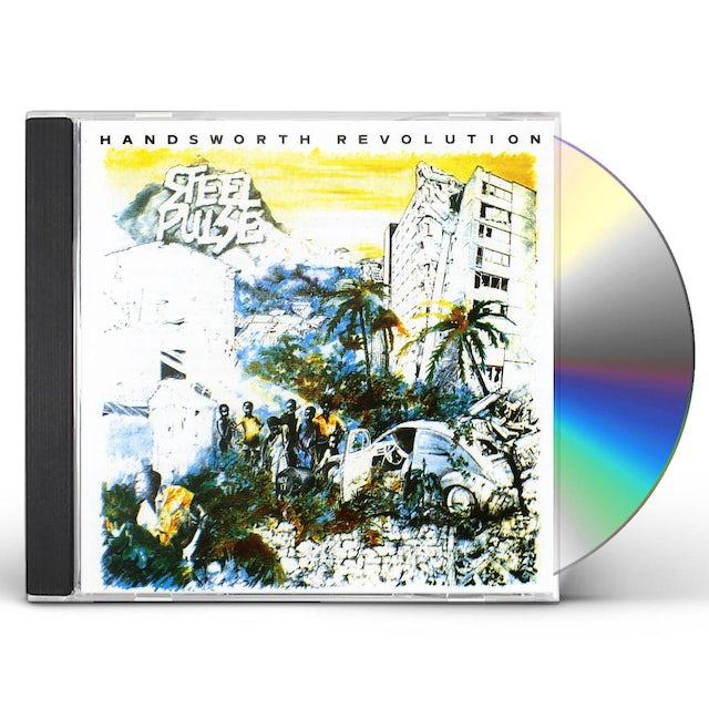Steel Pulse HANDSWORTH REVOLUTION CD