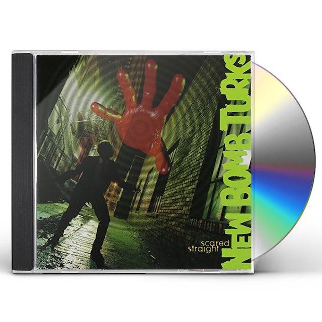 New Bomb Turks SCARED STRAIGHT CD