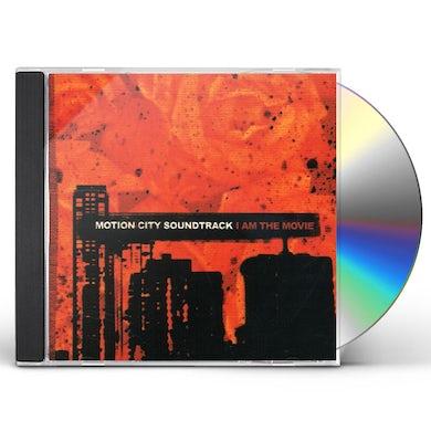 Motion City Soundtrack I AM THE MOVIE CD