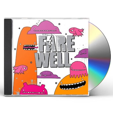 Farewell ISN'T THIS SUPPOSED TO BE FUN CD