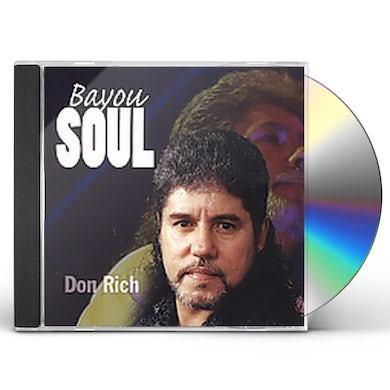 Don Rich BAYOU SOUL CD