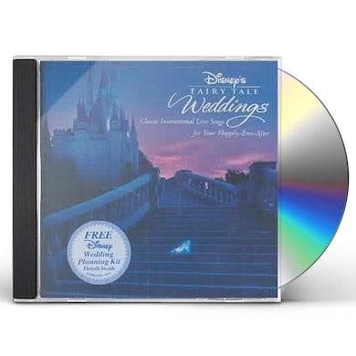 Disney's Fairy Tale Weddings (Instrumental) CD
