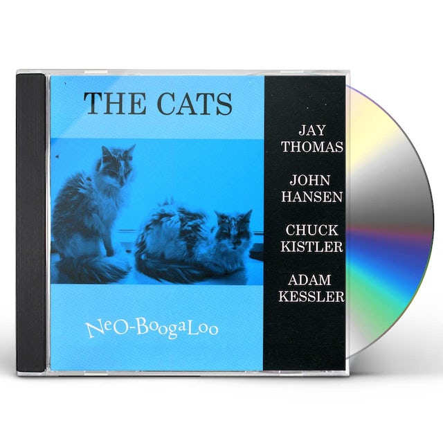 Cats NEO-BOOGALOO CD