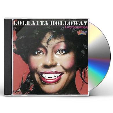 Loleatta Holloway LOVE SENSATION CD