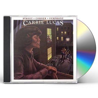 Carrie Lucas STREET CORNER SYMPHONY CD