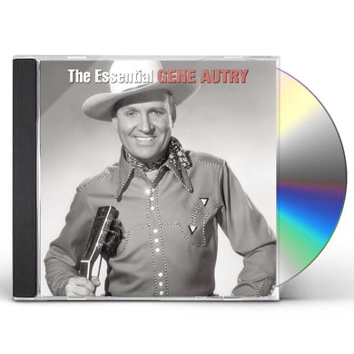 ESSENTIAL GENE AUTRY CD