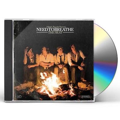 NEEDTOBREATHE HEAT CD