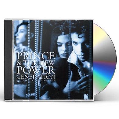 Prince & New Power Generation DIAMONDS & PEARLS CD