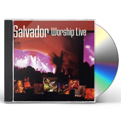 Salvador WORSHIP LIVE CD