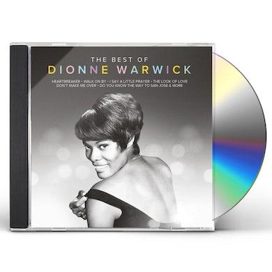 Dionne Warwick BEST OF CD