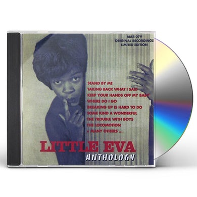 Little Eva ANTHOLOGY CD