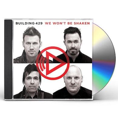 Building 429 WE WON'T BE SHAKEN CD