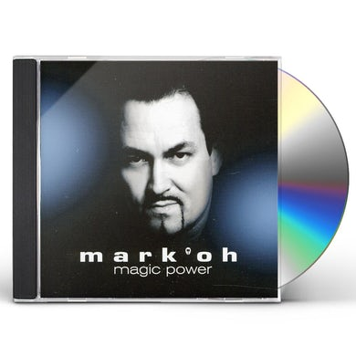 Mark Oh MAGIC POWER CD