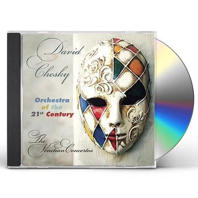 David Chesky CHESKY,DAVID CD