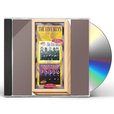 Five Keys BEST OF CAPITOL & ALADDIN YEARS CD
