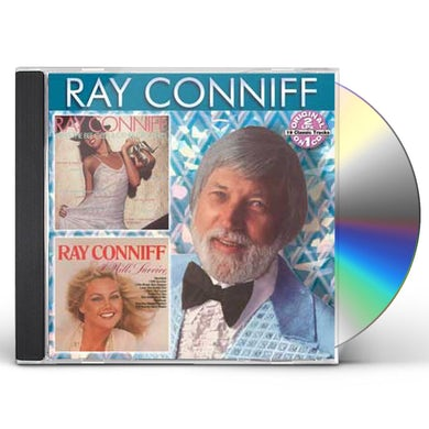 Ray Conniff PLAYS THE BEE GEES & OTHER GREAT HITS / I WILL SUR CD