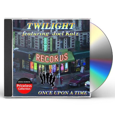 Twilight ONCE UPON A TIME CD