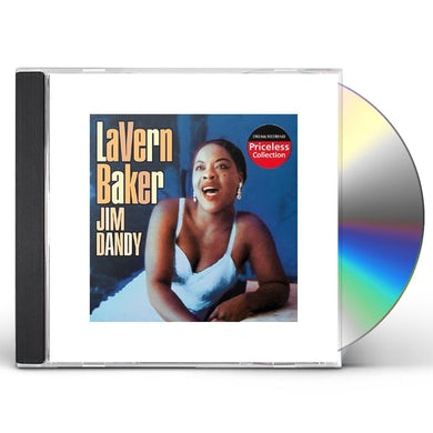 Lavern Baker JIM DANDY CD