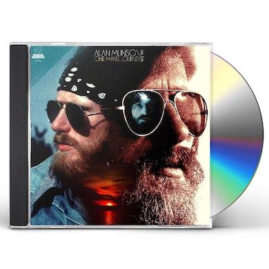 Alan Munson ONE MAN'S JOURNEY: 1972-1979 CD