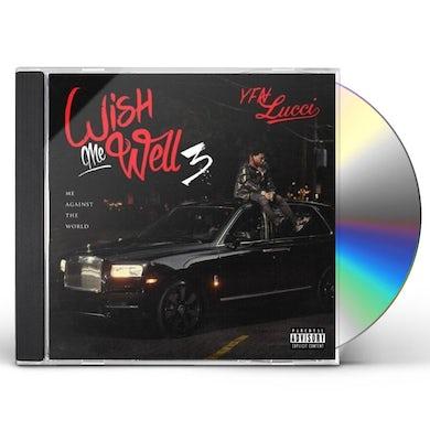YFN Lucci WISH ME WELL 3 CD