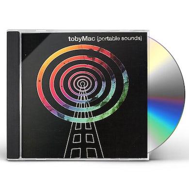 tobyMac PORTABLE SOUNDS CD