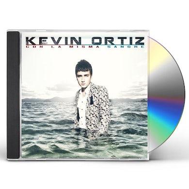 Kevin Ortiz CON LA MISMA SANGRE CD