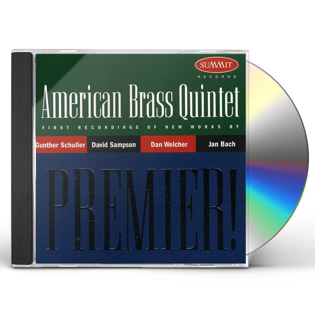 American Brass Quintet PREMIER CD