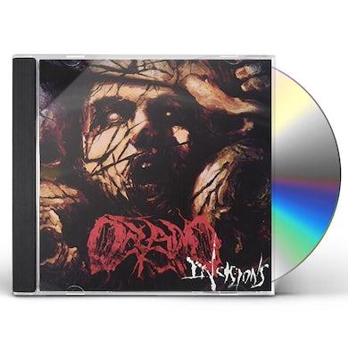 Oceano INCISIONS CD