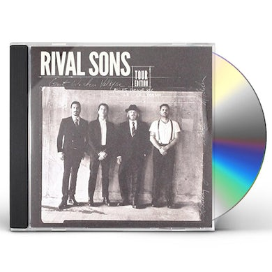 Rival Sons GREAT WESTERN VALKYR (TOUR EDITION) CD