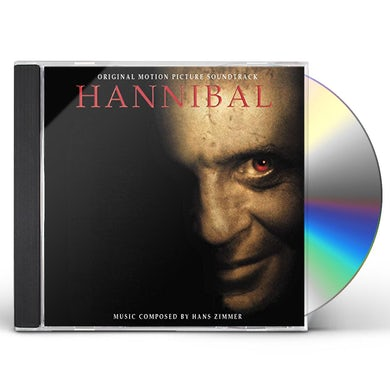 Hans Zimmer HANNIBAL / Original Soundtrack CD