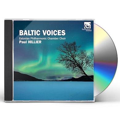 Estonian Philharmonic Chamber Choir BALTIC VOICES VOL. 1-3 CD