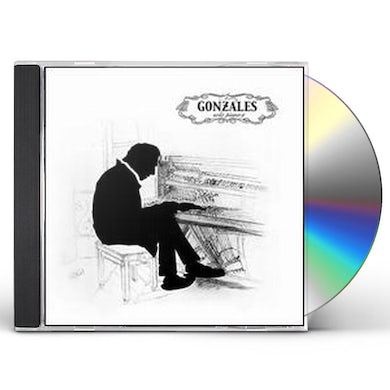 Chilly Gonzales SOLO PIANO II CD