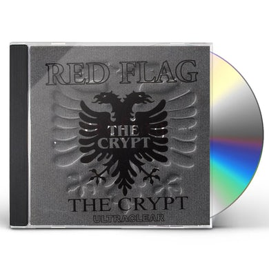Red Flag THE CRYPT CD