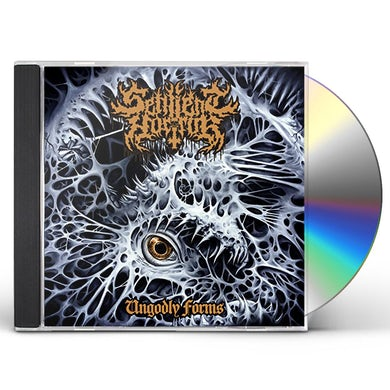 Sentient Horror UNGODLY FORMS CD