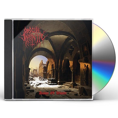 Obscure Infinity DAWN OF WINTER CD
